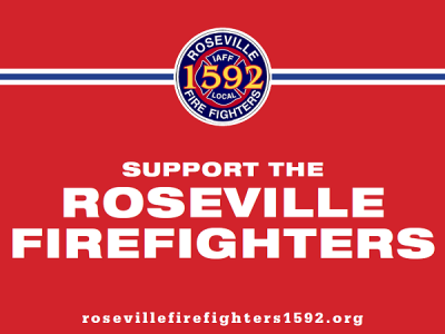 Support The Roseville Firefighters