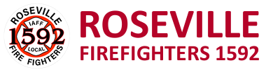 RosevilleFirefighters logo home